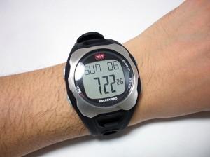 ハートレートモニター(心拍計)付き腕時計 ENERGY PRO